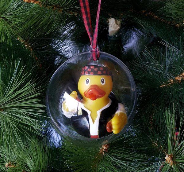 Bola de Navidad Paturro en Arbol