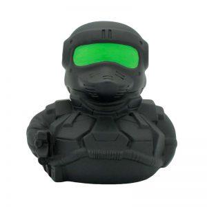 Comprar patito de goma cyber soldier