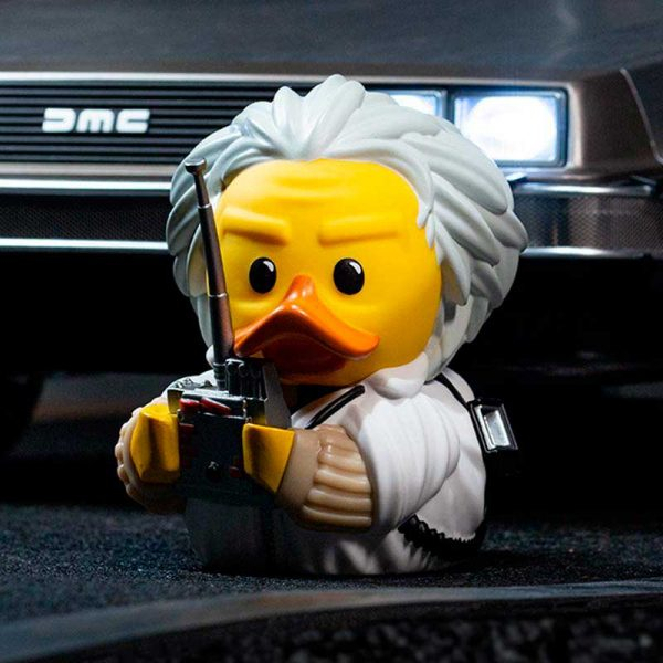 Comprar patito de goma Doc Brown