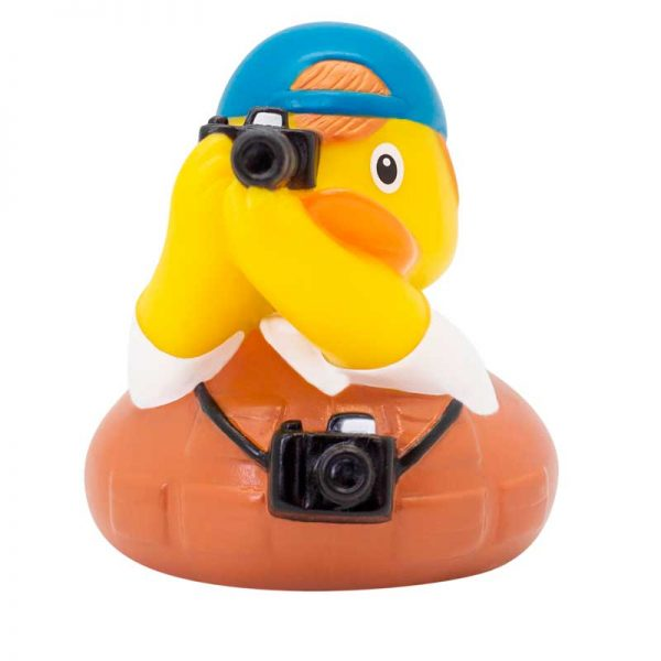 Comprar patito de goma fotografo