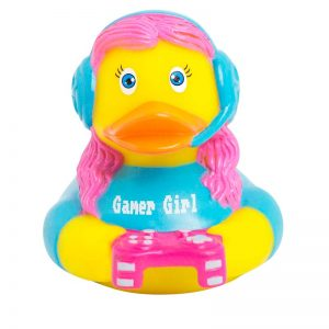 Comprar patito de goma Gamer Girl