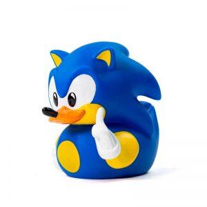 Comprar patito de goma Sonic the Hedgehog