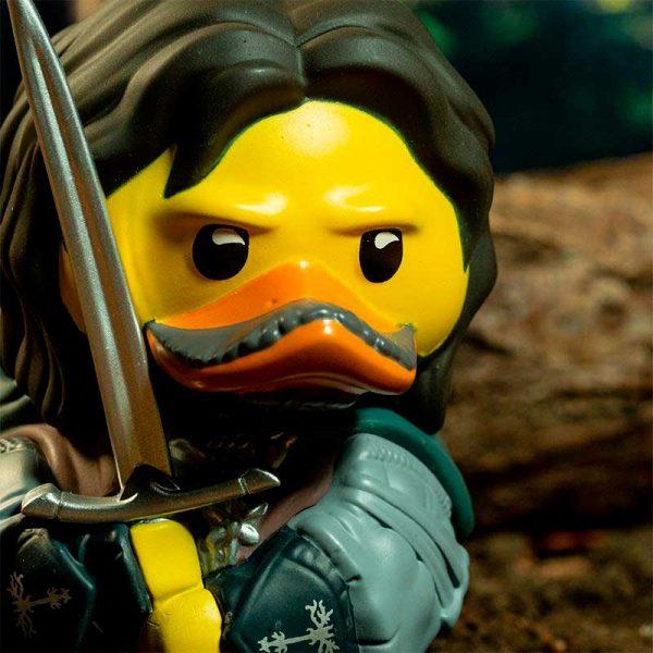 Patito de goma Aragorn