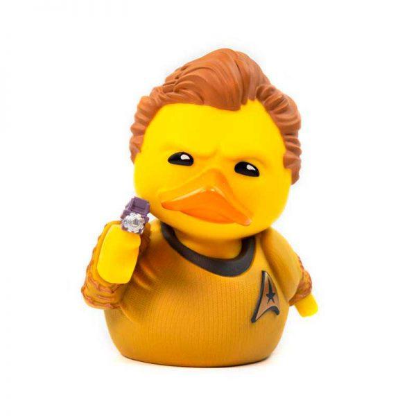 Patito de goma James Kirk