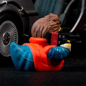 Patito de goma Marty McFly