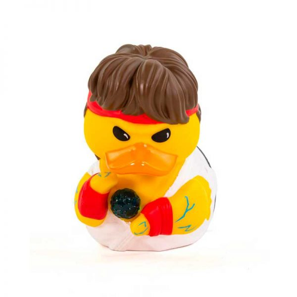 Patito de goma Ryu