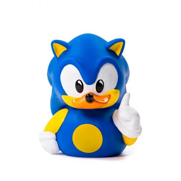 Patito de goma Sonic the Hedgehog