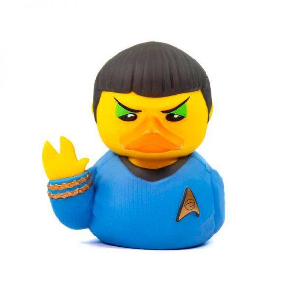 Patito de goma Spock