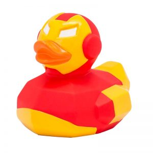 Patito de goma Star Red