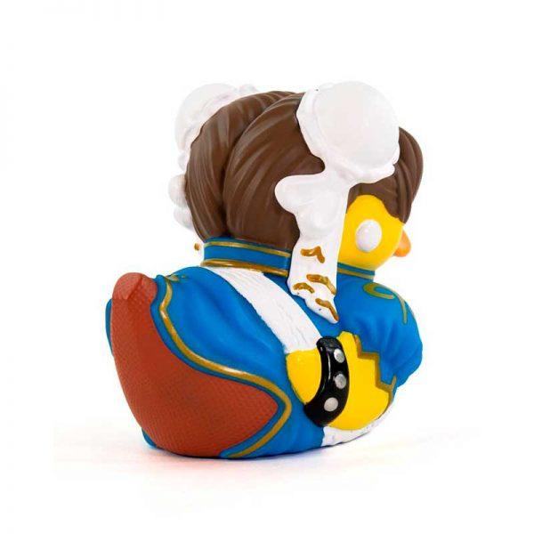 Pato de goma Chun Li