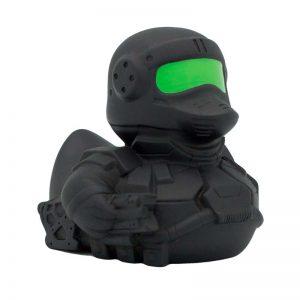 Pato de goma cyber soldier