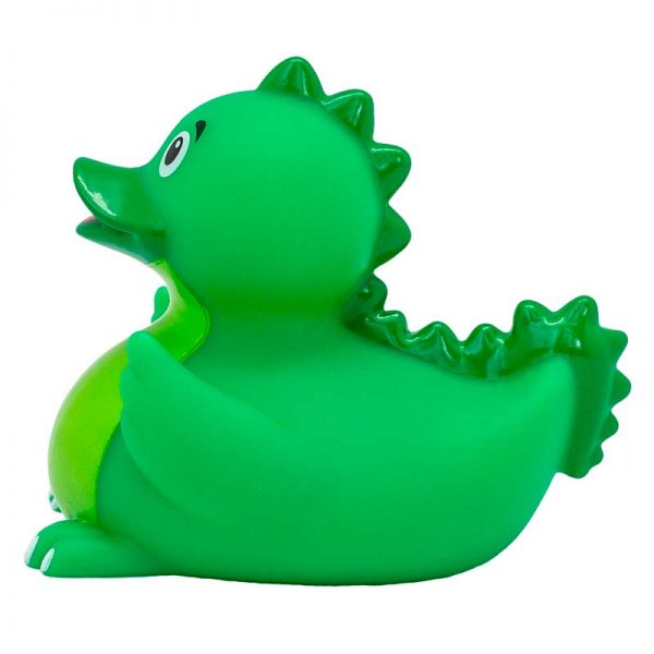 Pato de goma Dragón