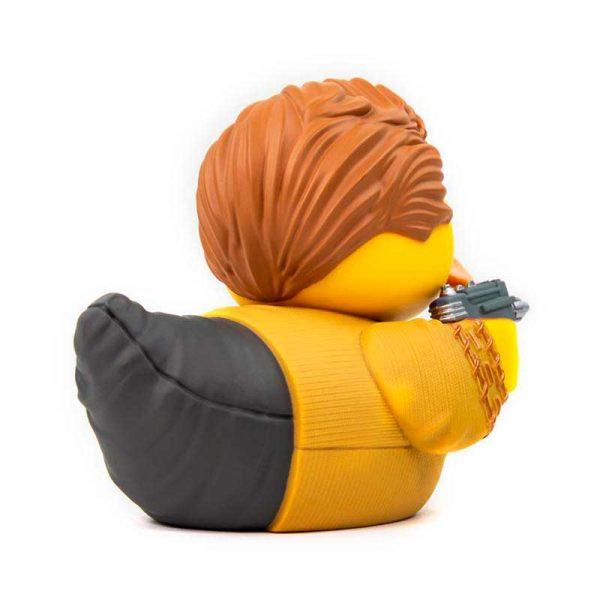 Pato de goma James Kirk