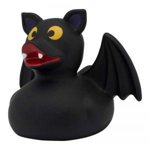 Pato de goma murciélago