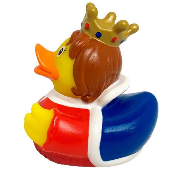 Pato de goma Reina