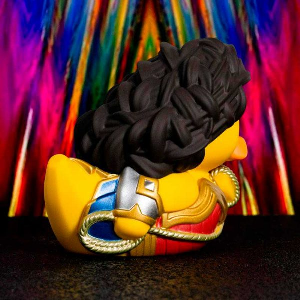 Pato de goma Wonder Woman