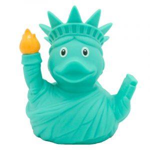 Comprar Patito de Goma Estatua de la Libertad