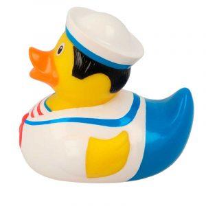 Pato de goma marinero