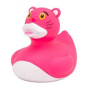 Comprar patito de goma Pantera Rosa