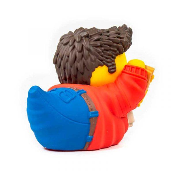 Pato de goma Joey Tribbiani