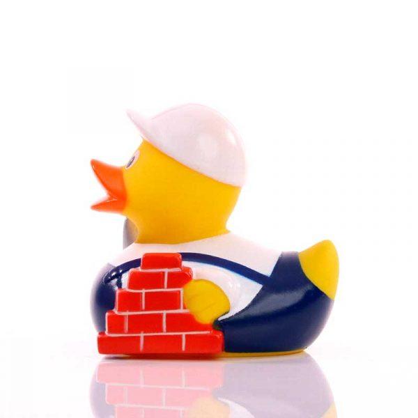 Pato de goma Albañil