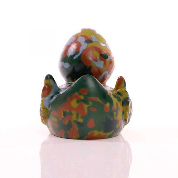 Pato de goma Camuflaje