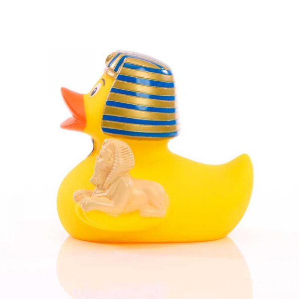 Patito de goma Egipto