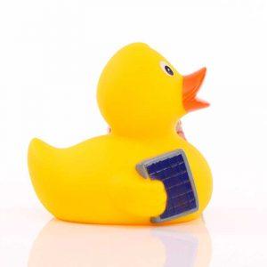 Pato de goma energías renovables