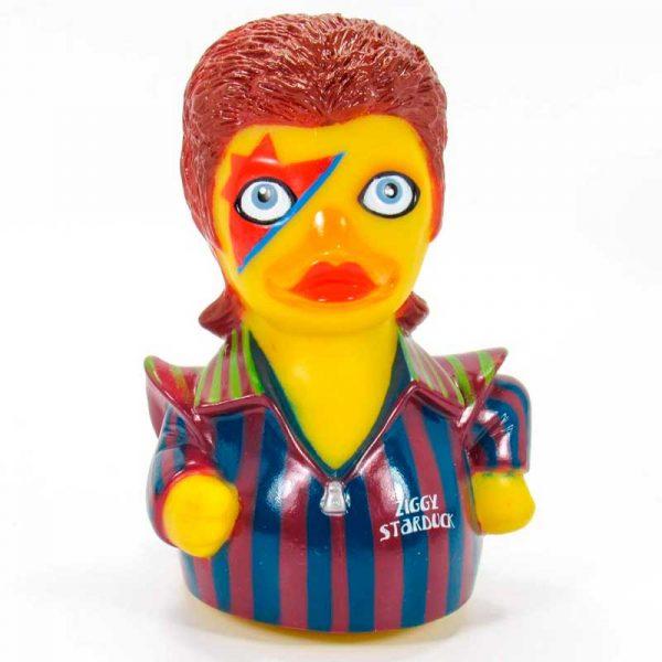 Patito de goma David Bowie