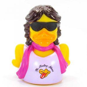 Patito de goma Mick Jagger